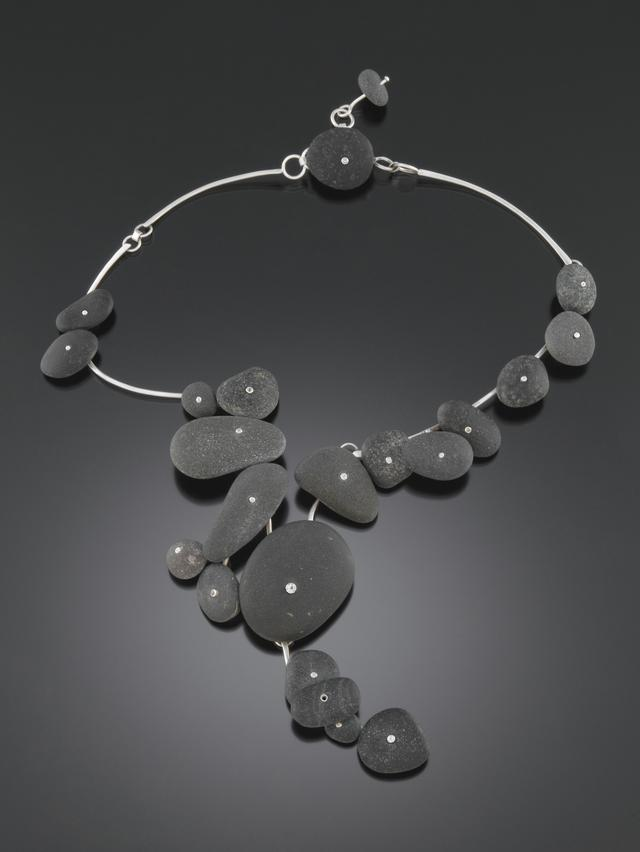 Gentle Current Riverbed Neckpiece